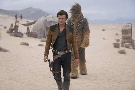 Desempenho abaixo do esperado de 'Han Solo: Uma História Star Wars'