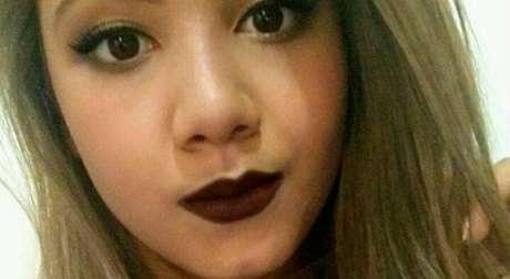 A menina Vitória Gabrielly, de 12 anos, foi morta após sair de casa para andar de patins