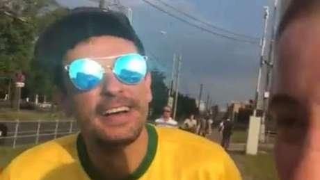 Thiago Botelho é outro assediador na Rússia