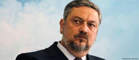 Palocci foi condenado por Moro a mais de 12 anos de prisão por corrupção e lavagem de dinheiro