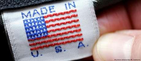 A UE impôs tarifas sobre importações de produtos americanos no valor de 2,8 bilhões de euros