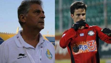 Marcos Paquetá e Marcelinho se conhecem desde antes de o treinador sair do país. Podem se reencontrar