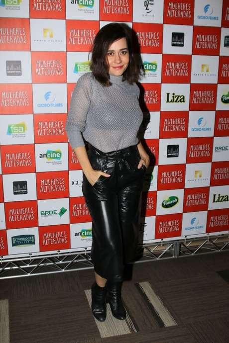 Alessandra Negrini (Thiago Furan/AgNews)