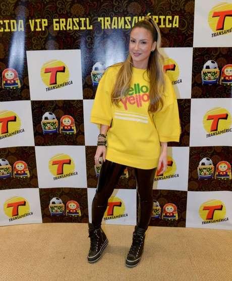 Claudia Leitte (Francisco Cepeda/AgNews)