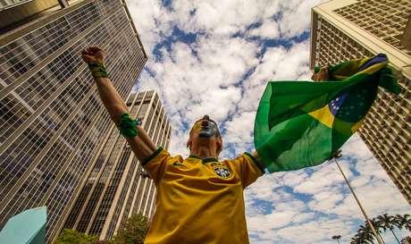 Torcida celebra qualquer gol em Copa do Mundo