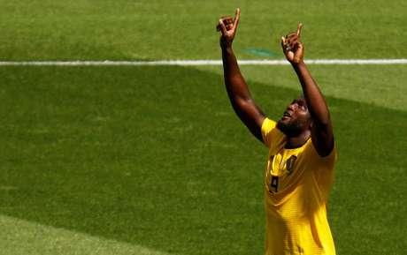 Romelu Lukaku é o homem-gol da Bélgica e a referência de Hazard, De Bruyne e Mertens na área