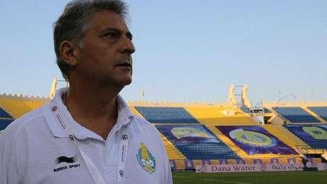 Paquetá foi a segunda opção para substituir Alberto Valentim. Zé Ricardo foi o primeiro (Foto: Arquivo pessoal)