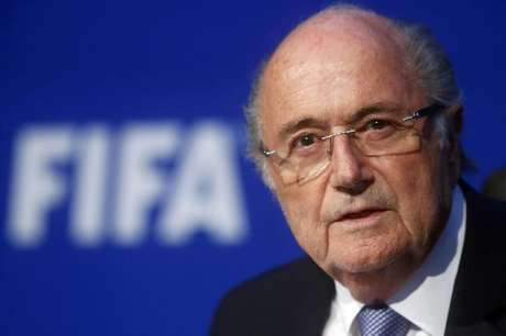 O ex-presidente da Fifa Joseph Blatter