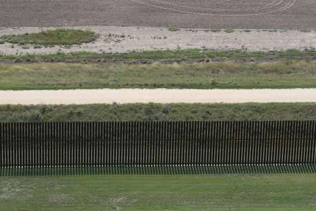 Fronteira entre México e EUA, um dos pontos de entrada de brasileiros