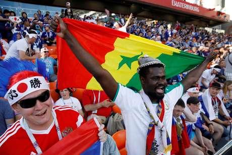 Jogo entre Japão e Senegal ficou empatado em 2 a 2, e ambas as equipes permanecem na disputa pelo primeiro lugar do Grupo H