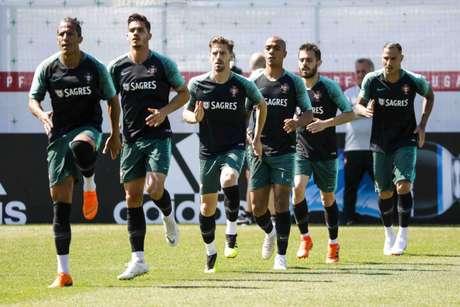 Portugal não deve ter desfalques por problemas físicos na última partida da primeira fase do Mundial (Divulgação)
