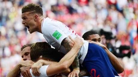 Inglaterra garantiu vaga nas oitavas após golear o Panamá por 6 a 1