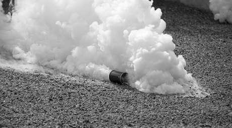 Incidente com o gás lacrimogênio aconteceu na parte da noite, na linha 7 do metrô, na estação Riquet, no norte de Paris