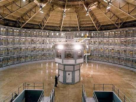 O panótico de Bentham
