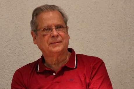 José Dirceu começou a cumprir pena em 18 de maio, após esgotados os recursos no TRF-4