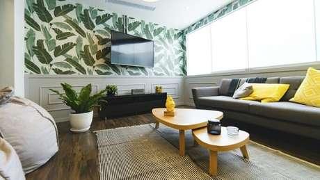 1. Descubra como esquentar o ambiente com a decoração