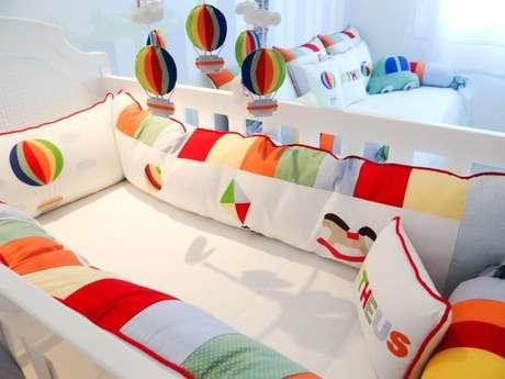 2. As cores quentes deixam o ambiente mais aconchegante