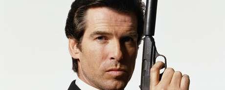 Pierce Brosnan deu vida ao famoso agente secreto