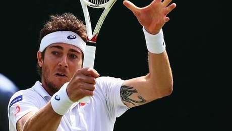 Marcelo Demoliner, tenista brasileiro.