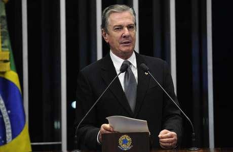 O ex-presidente Fernando Collor