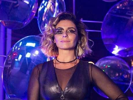 """Giovanna Antonelli usa delineador adesivo em """"Segundo Sol"""" (Foto: TV Globo/DIvulgação)"""