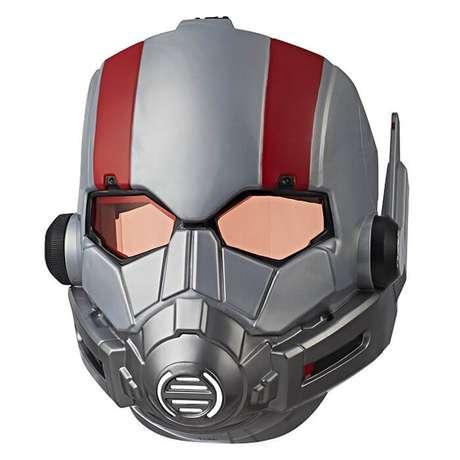 A máscara tem três modos de visão