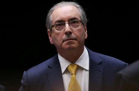 Ex-presidente da Câmara dos Deputados Eduardo Cunha (MDB-RJ) 12/09/2016 REUTERS/Adriano Machado