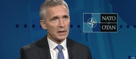 """Secretário-geral da Otan: """"Trump pretende fortalecer os laços transatlânticos e o compromisso dos EUA com a segurança europeia"""""""