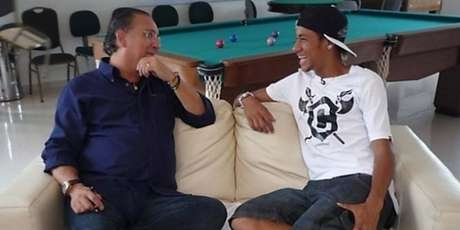 Galvão e Neymar: de 'brothers' a desafetos: críticas do narrador da Globo irritam o jogador e seu clube de amigos