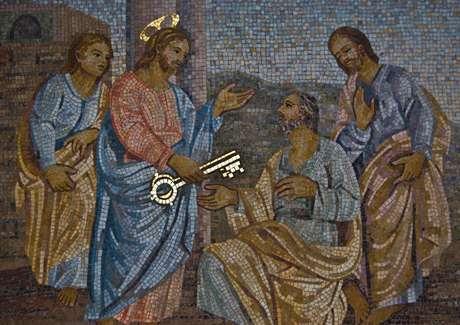 São Pedro, o santo que mais trabalha no Paraíso, tem a chave dos céus