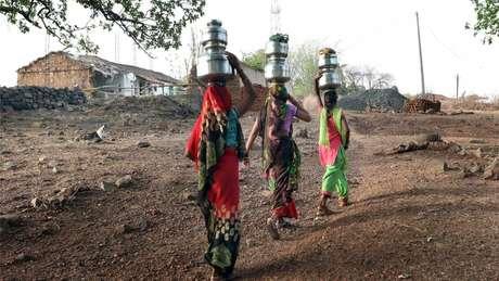 Segundo pesquisador, risco de morte de mulheres em períodos de calor extremo na Índia é bem maior do que o de homens