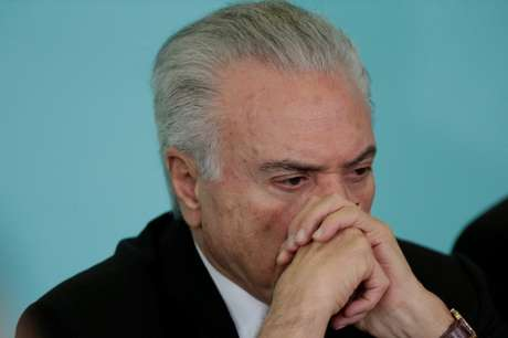 Presidente Michel Temer 21/03/2018 REUTERS/Ueslei Marcelino