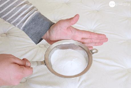 4. Como limpar cama box com bicarbonato de sódio