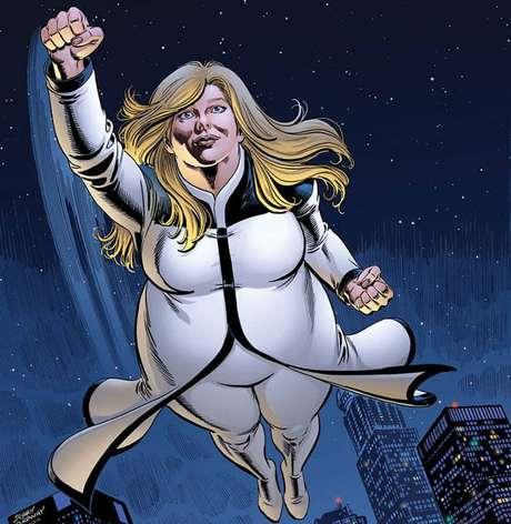 Primeira super-heroína gorda vai ganhar filme