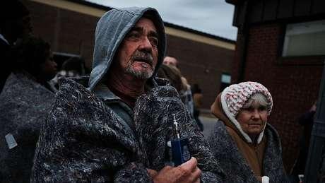 Nos EUA, o número de brancos em situação de pobreza supera em 8 milhões o de negros