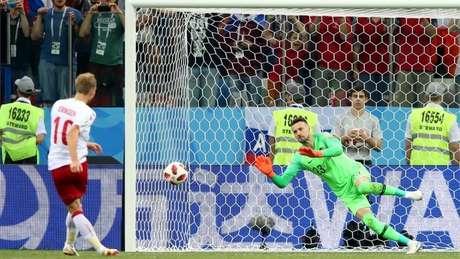 c621b7629cd95 A Croácia superou a Dinamarca em uma disputa de pênaltis que deixou a  emoção ...