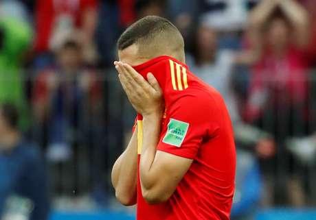 Koke perde pênalti contra a Rússia e Espanha está eliminada