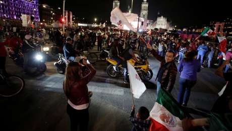 Insegurança e corrupção estão entre as queixas atuais dos mexicanos, que veem o novo presidente como possibilidade real de mudança