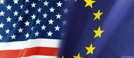 Washington e Bruxelas elevaram o tom em disputa sobre tarifas de importação