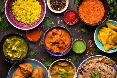 Alimentação ayurveda: comida indiana
