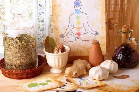 Alimentação ayurveda: temperos indianos e representações dos doshas