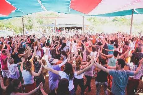 Festival Ilumina reúne música, ioga, dança e meditação