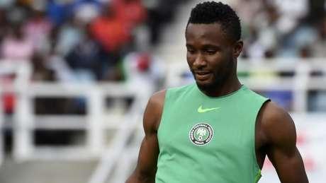 Mikel revelou que soube, horas antes do jogo decisivo contra a Argentina, na última terça-feira, que o seu pai havia sido sequestrado por bandidos na Nigéria