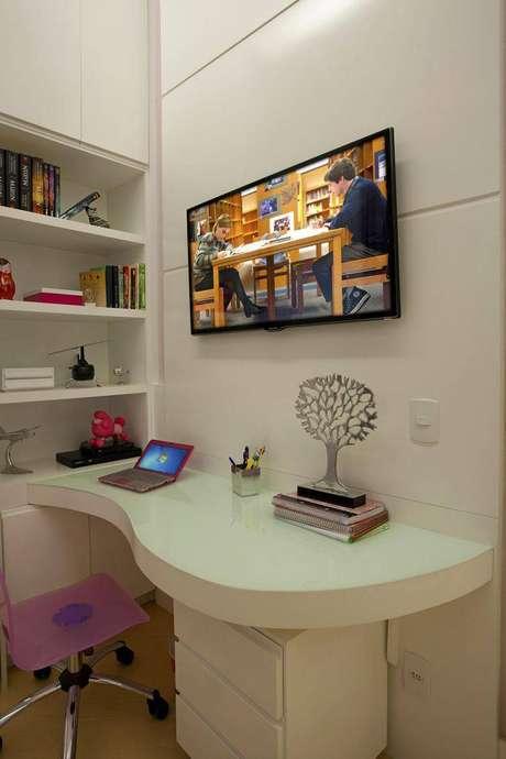 20. Adquirir uma mesa com um design diferenciado e exclusivo é uma boa pedida