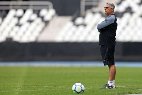 Marcos Paquetá tem uma semana como treinador do Botafogo (Vitor Silva/SSPress/Botafogo)