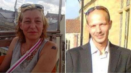 Casal britânico foi achado no sábado e está em estado grave