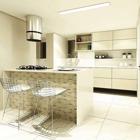 Cozinha compacta 4 dicas 65 exemplos lindos e inspiradores for Mobilia utrechtsestraat 62 64