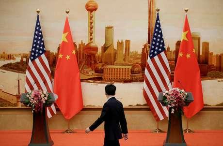 Resultado de imagem para FOTO DE EUA alertam que China busca domínio NA REUTERS