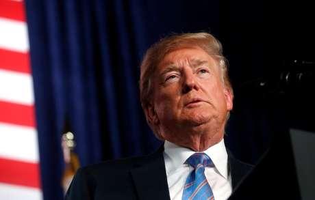 Presidente dos EUA, Donald Trump 03/07/2018 REUTERS/Leah Millis