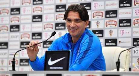 Zlatko Dalic pode fazer história com a seleção da Croácia